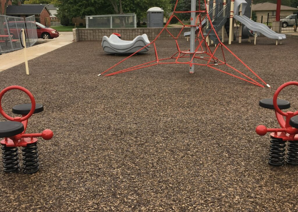 Bonded Rubber -Fort Myers Safety Surfacing
