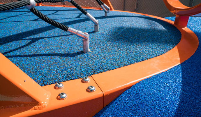 Poured-In-Place Rubber-Fort Myers Safety Surfacing